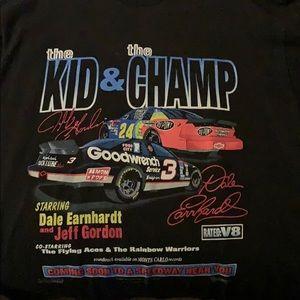 NASCAR Dale Jr. and Jeff Gordon Shirt